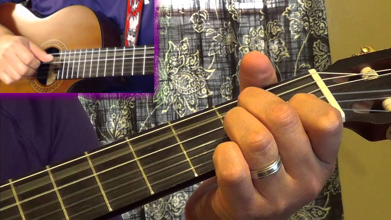 Guitar Tutorial Faithfully Journey Youtube