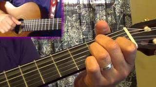 Guitar Tutorial - Faithfully - Journey