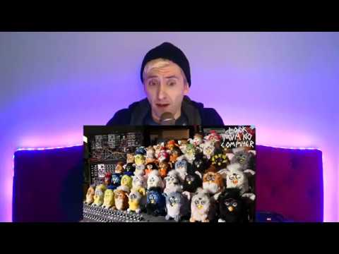 """""""The Furby Organ, A Musical Instrument Made From Furbies"""" Reaction/Review T.A.Inc"""