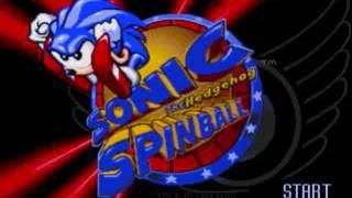 Sonic Spinball - Options Music Remastered
