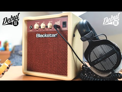 Amazing Practice Amps | Starting your journey with Debut Series | Blackstar