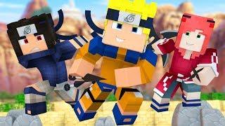 Minecraft: SÉRIE NOVA ! - NARUTO C  ‹ LOKI ›