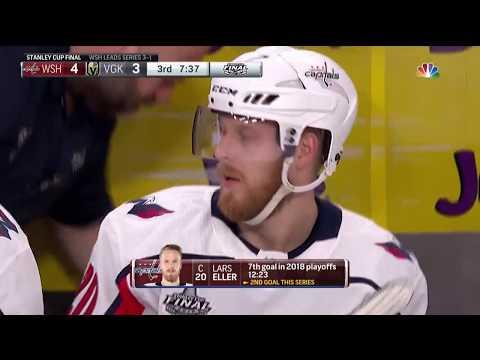 Eller Game 5 Stanley Cup Final Goal