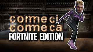 סטפן לגר - קומסי קומסה ( גרסת פורטנייט ) | Stephane Legar - Comme Ci Comme Ca