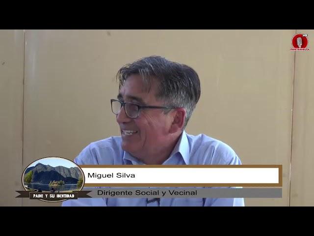 Entrevista a Miguel silva Dirigente Social