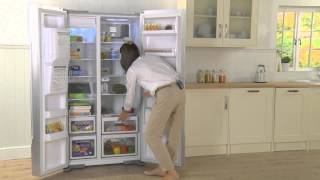 Hitachi Side by Side Refrigerator R-S700GPRU2