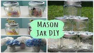 Mason Jar DIY Thumbnail