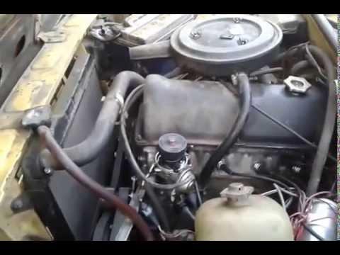 Двигатель ВАЗ работает без крышки трамблера