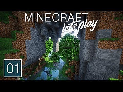 Let's Play Minecraft Season II - Ep. 01 - A Beautiful New World!