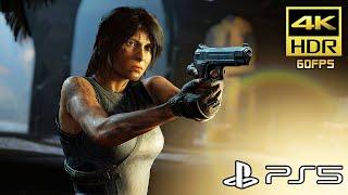 Shadow of the Tomb Raider - PS5 4K HDR Gameplay (2021) @ ᵁᴴᴰ 60ᶠᵖˢ ✔