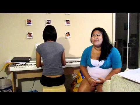 Alicia Keys/Brian McKnight - Never Felt This Way (Cover)