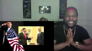 Barack Obama Back To Back Donald Trump Diss Reaction & Thoughts