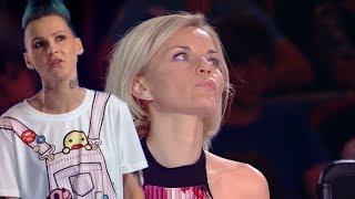 """Chylińska o Foremniak: """"Okazała się być straszna!"""" [Mam Talent! TV]"""