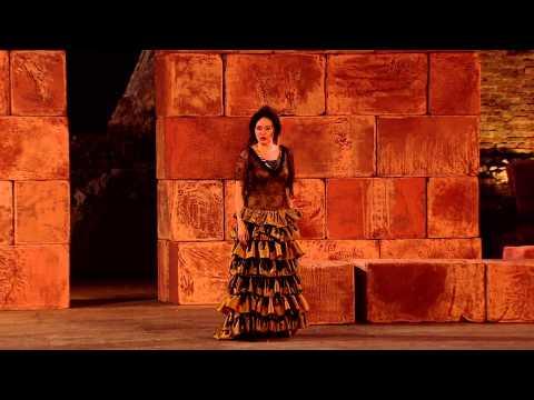 Georges Bizet: Carmen, Act IV - Elena Maximova, Myron Michailidis (Taormina Festival 2015)