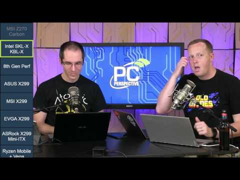 PC Perspective Podcast #452 - 06/01/17