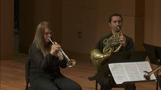 Anthony Plog   4 Sketches for Brass Quintet  IV  Allegro