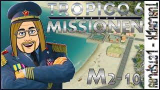 [LP] Tropico 6_Missionen #018 - Ohne Moos nix los [deutsch]