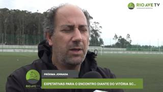 Juniores: Vitória SC vs Rio Ave FC