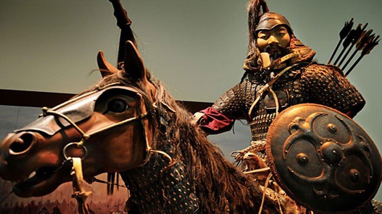 نتيجة بحث الصور عن Top 10 HORRIFYING Facts About the GENGHIS KHAN