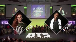 BTS 2019 \\ House  Final • Babi (Ita) vs Frankwa (Fra)