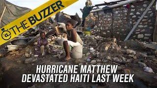 Washington Redskins send players to Haiti for hurricane relief effort | @TheBuzzer | FOX SPORTS