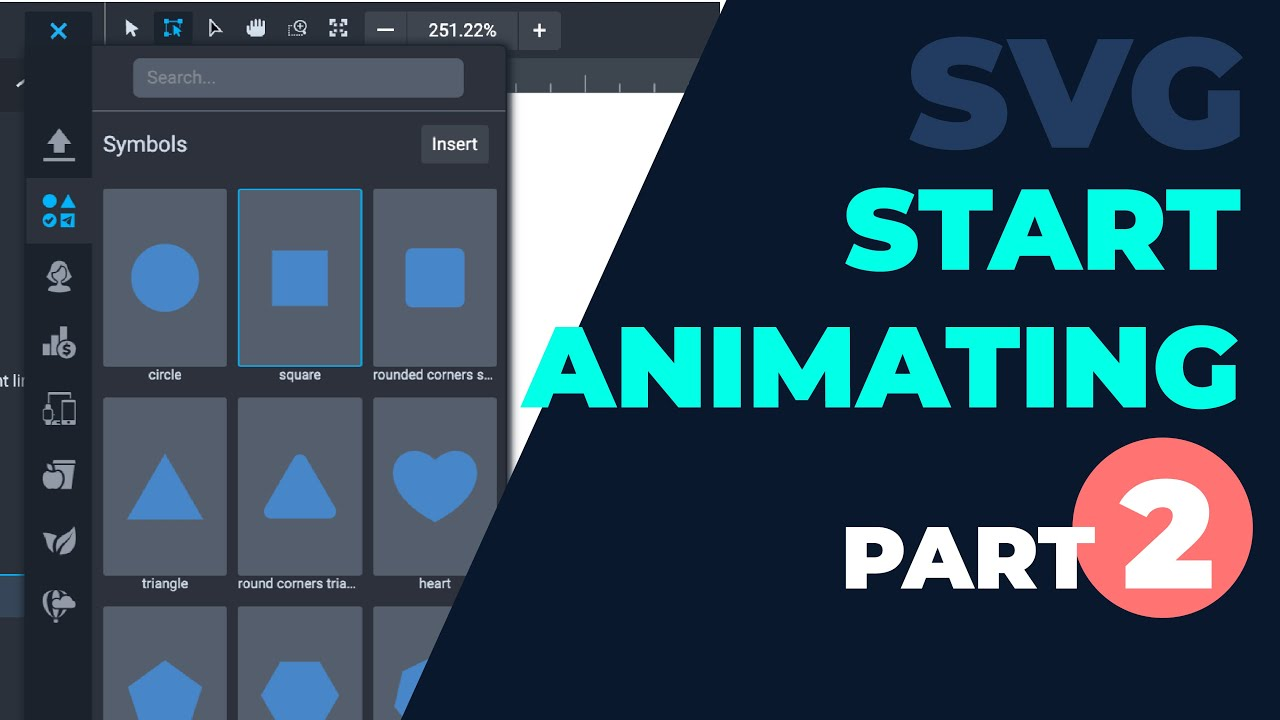 Update Your Project With New Elements | SVGator