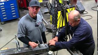 Lil Hercules Repo Wheel Lift by Detroit Wrecker Sales