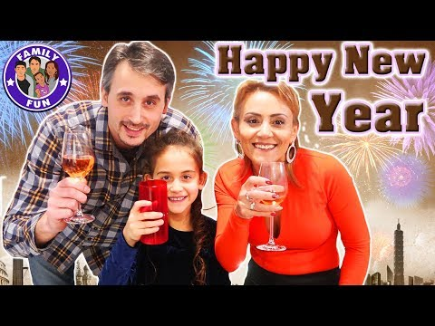 Download Youtube: Silvesterparty Feier Spezial - wir tanzen die ganze Nacht - Family Fun