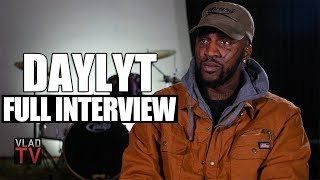 Daylyt on Drake, Kanye, Eminem, Cardi B,Chief Keef, Tekashi 69 (Full Interview)