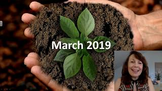 The Power of Nature Support - March 2019
