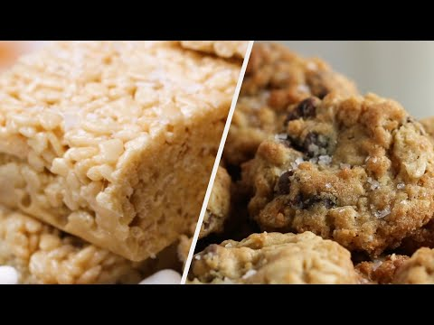 Crispy Desserts To Make For Your Next Party • Tasty