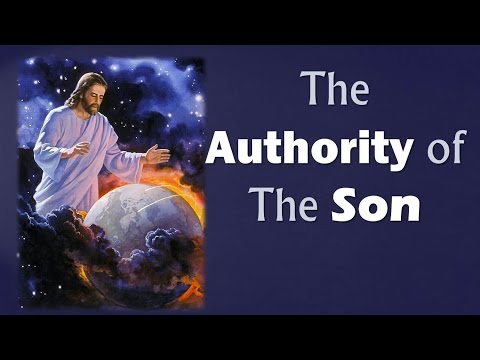 The Authority of the Son - Nader Mansour