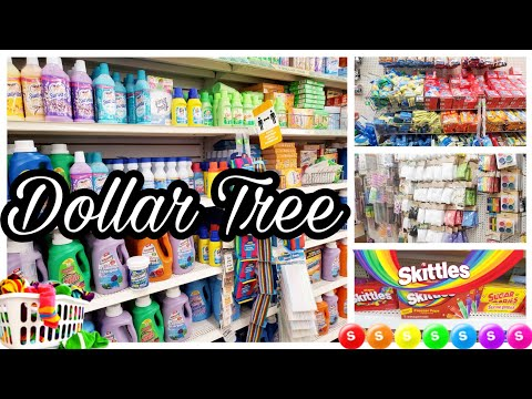 DOLLAR TREE * SHOP WITH ME AUGUST 2020