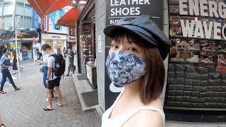 休日、真昼間に渋谷で買い物