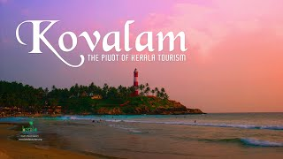 Kovalam beach calls you