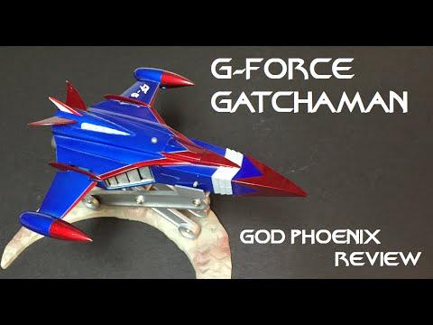 G Force / Gatchaman:  God Phoenix review