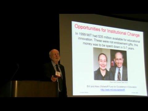 John W. Belcher, Massachusetts Institute of Technology (MIT): 2016 Hans Christian Oersted Medal