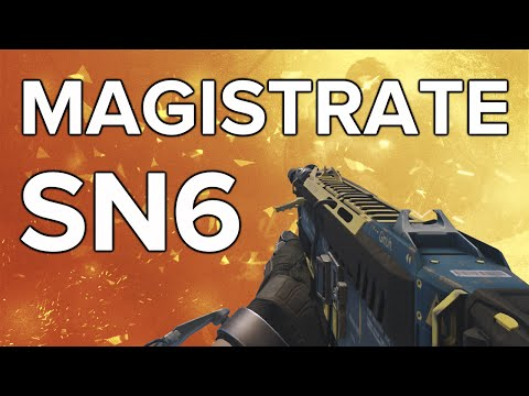 Advanced Warfare In Depth: SN6 Magistrate (Marksman Variant Review)
