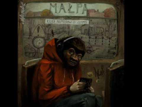 Małpa - Paznokcie