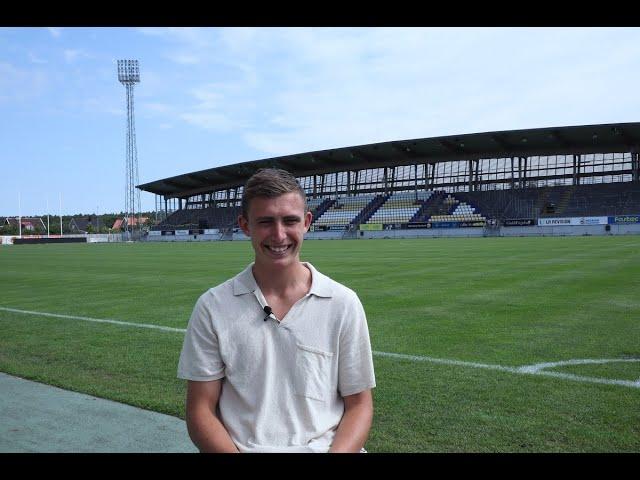 John Björkengren om sin första säsong i italienska Lecce