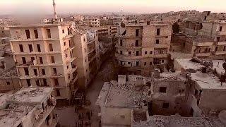 فيديو| روسيا تدعو المعارضة لمغادرة حلب وتعلن وقف القصف عليها