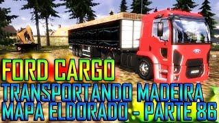 Euro Truck 2: Ford Cargo, estrada de terra (Parte 86)