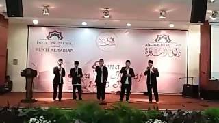 Video Acapella Harmony Syahamah II download MP3, 3GP, MP4, WEBM, AVI, FLV September 2018