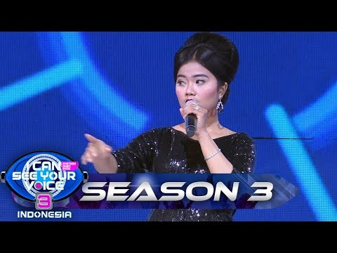 Penampilan MISS LOVELY Bikin Semua Bahagia! - I Can See Your Voice Indonesia (23/6)