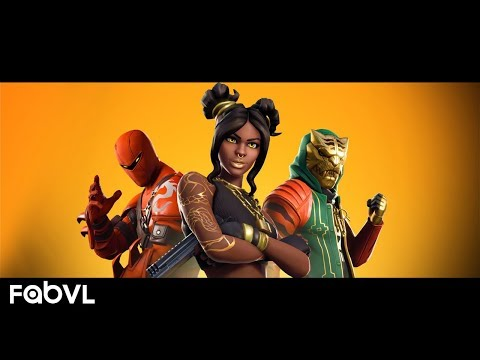 Fortnite Rap Song - Roll Out (Season 8 Battle Royale) | FabvL
