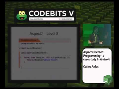 Aspect Oriented Programming - A case study in Android