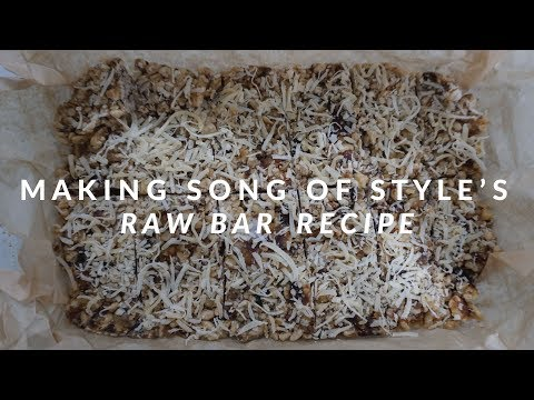 Making Song of Style's Raw Bar Recipe | JULIA SUH