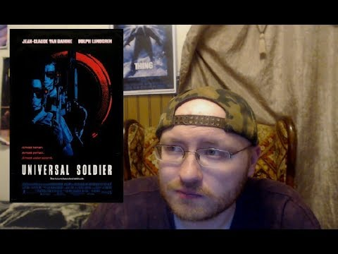 Dolph-A-Thon: Universal Soldier (1992) Movie Review
