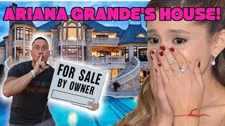 I PUT ARIANA GRANDES HOUSE UP FOR SALE! | OmarGoshTV