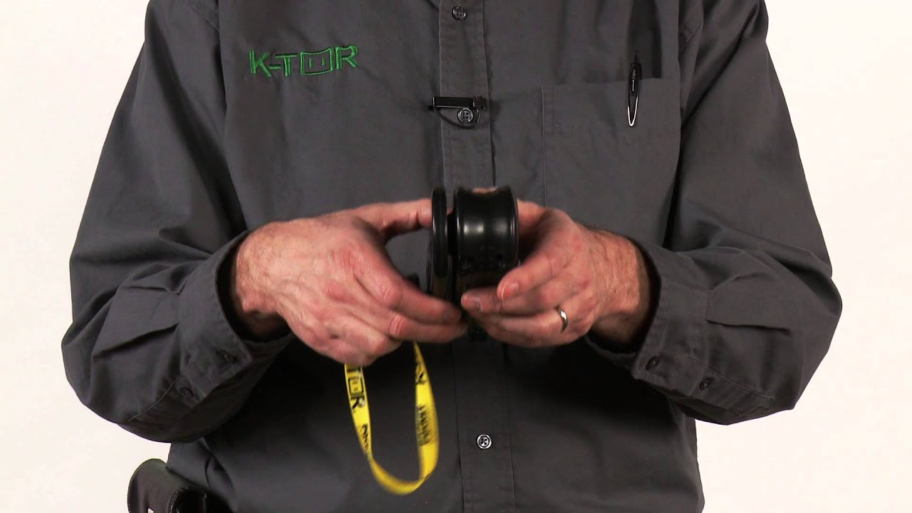 K-TOR Pocket Socket 2 Hand Crank Generator - YouTube